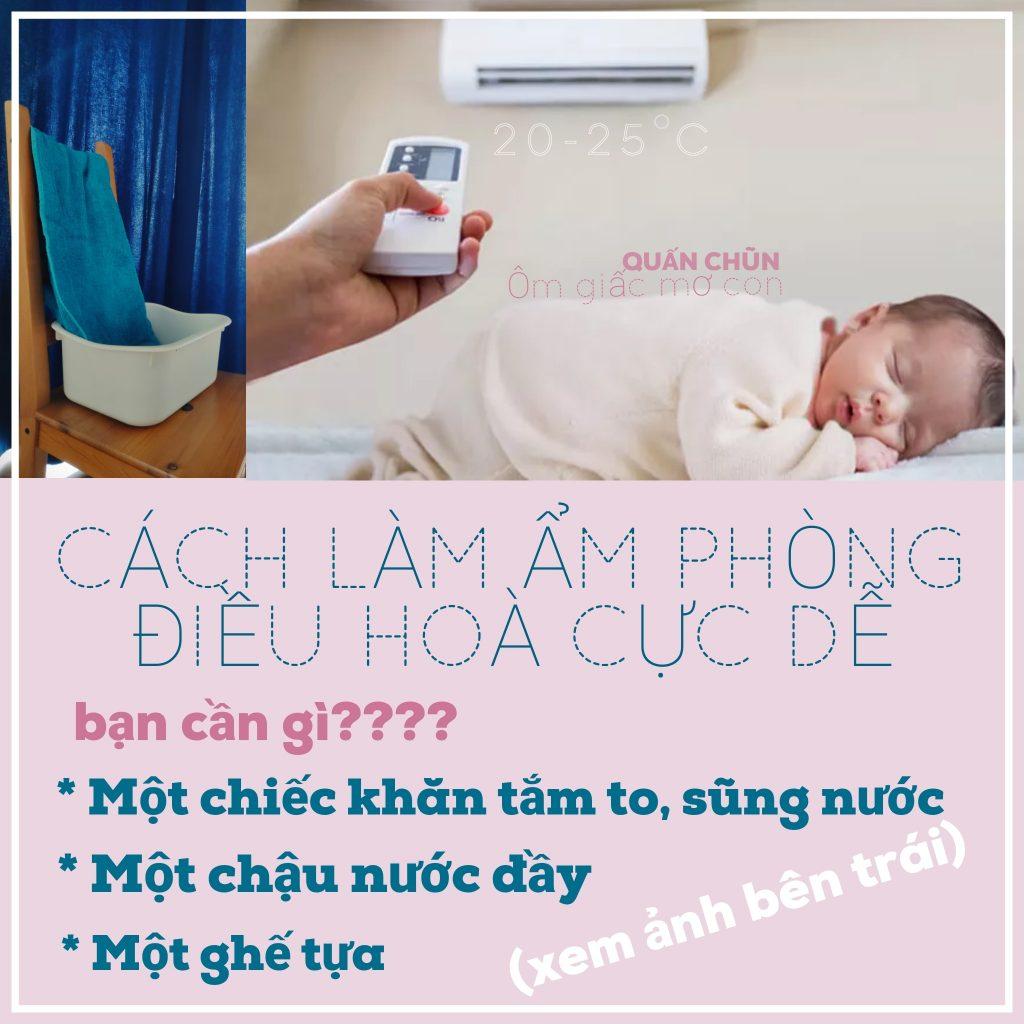 Điều hòa nhiệt độ cho phòng trẻ sơ sinh - chuyện có gì mà ầm ĩ... 2