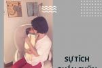 Mẹ đi vắng - Bố giúp bé tự ngủ như thế nào 3