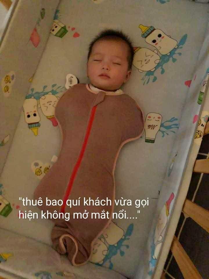 Mẹ đi vắng - Bố giúp bé tự ngủ như thế nào 1