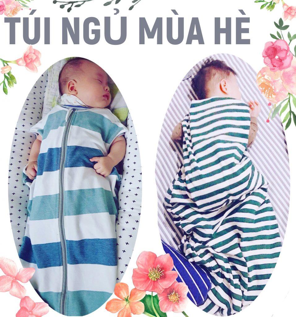 Túi ngủ Chũn 3
