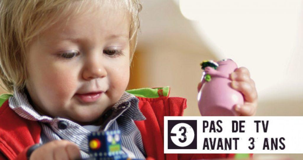 Không TV - Điện thoại - Ipad cho trẻ dưới 3 tuổi. 2