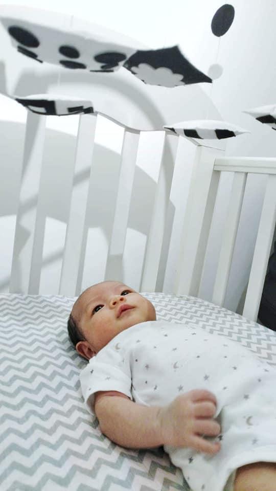 WW5 và tại sao đen trắng là màu yêu thích của bé sơ sinh 2