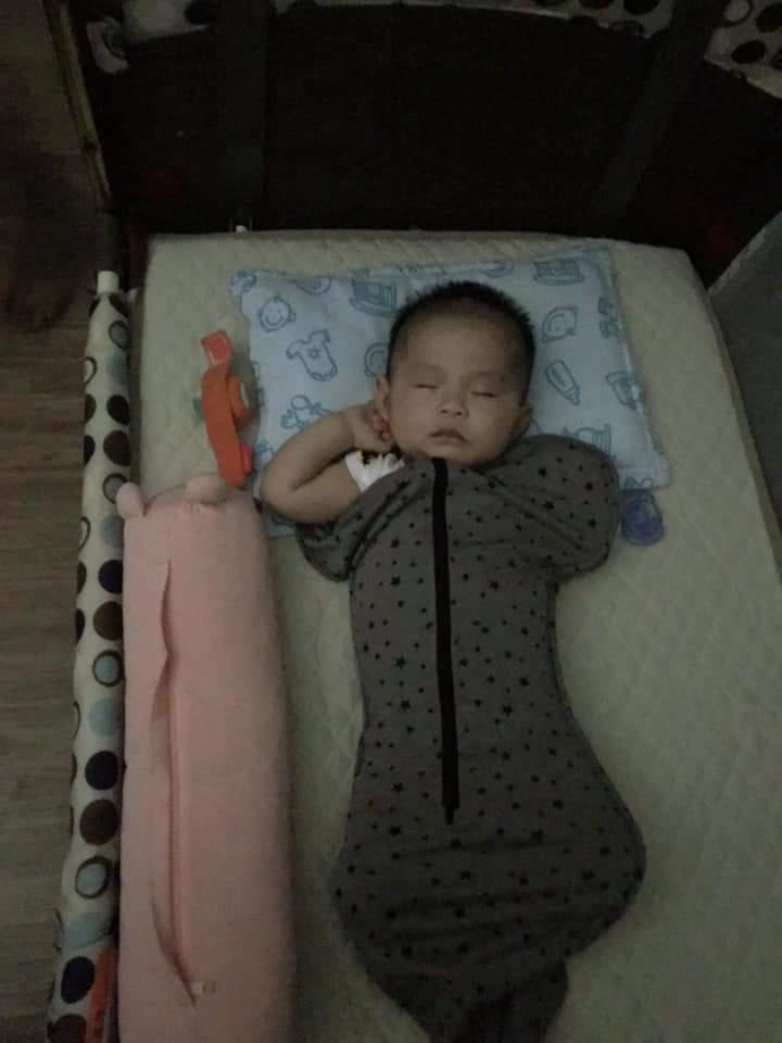 Mẹ Hương.P và hành trình 21 tuần đầu đời cùng con 2