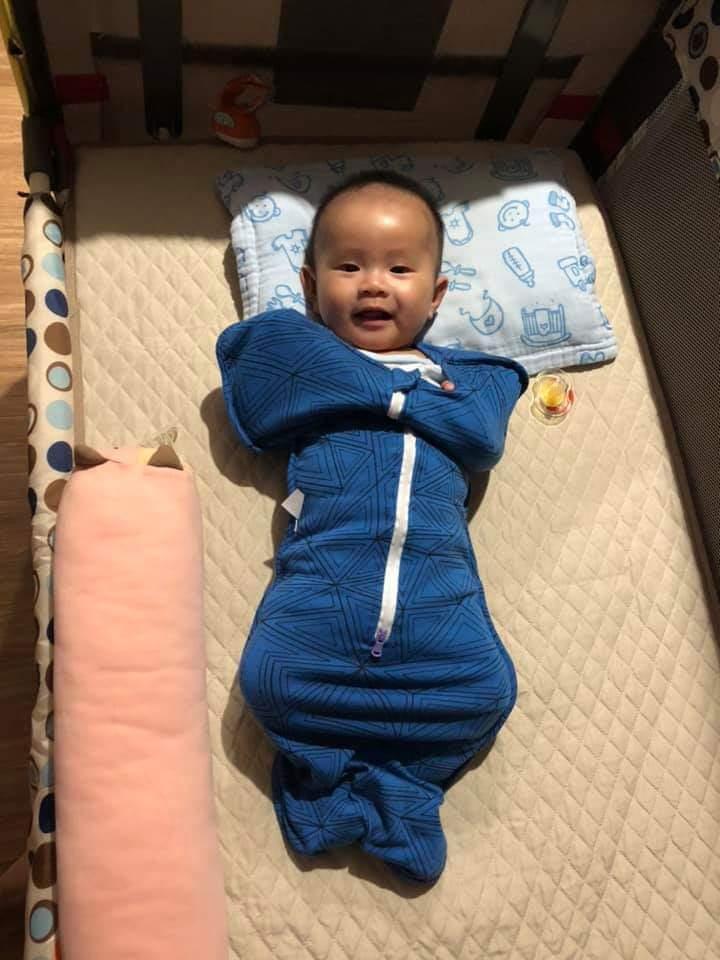Mẹ Hương.P và hành trình 21 tuần đầu đời cùng con 3