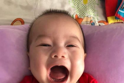Bài tốt nghiệp easyone giúp con tự ngủ của mẹ Hằng HCM 4