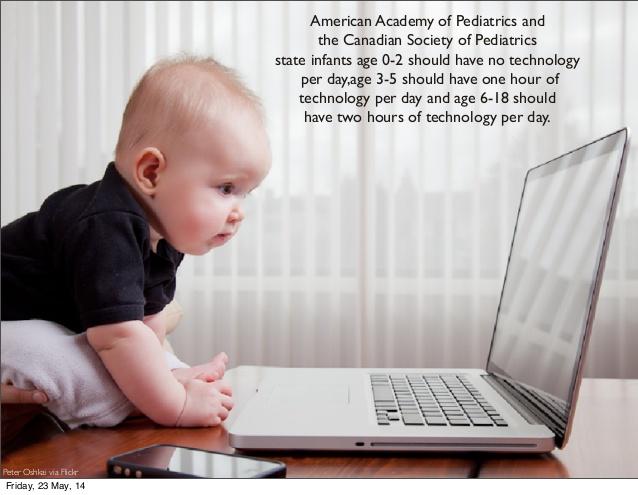 Không TV - Điện thoại - Ipad cho trẻ dưới 3 tuổi. 1