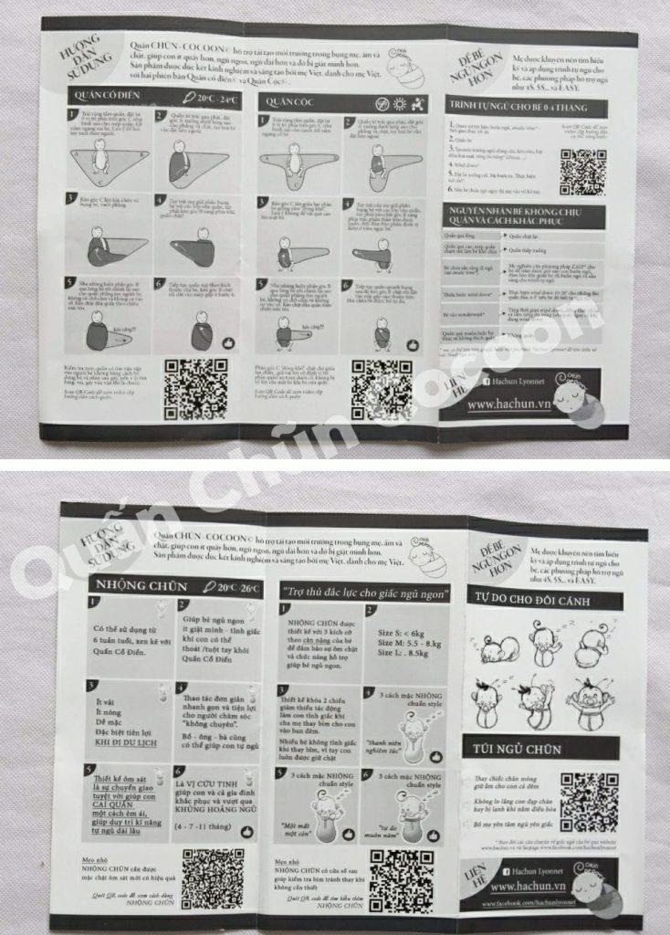 Cập nhật mẫu sản phẩm Chũn Cocoon 16