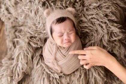 Hay trớ - gắt ngủ - gắt ăn - cáu gắt không ngừng - trào ngược sơ sinh...và sự liên quan 6
