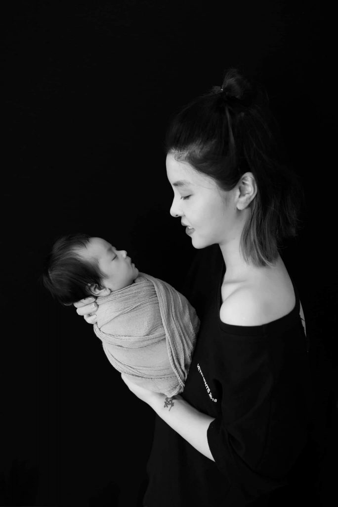 Mẹ Trang Py 4