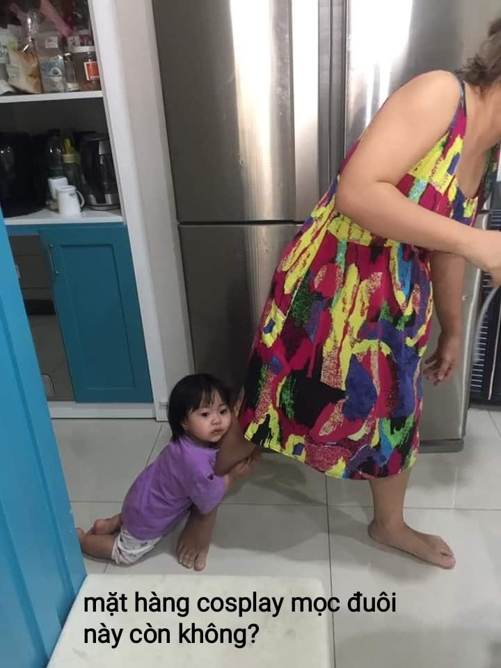 Con bám dính và hay quấy bên mẹ, tại sao? 4