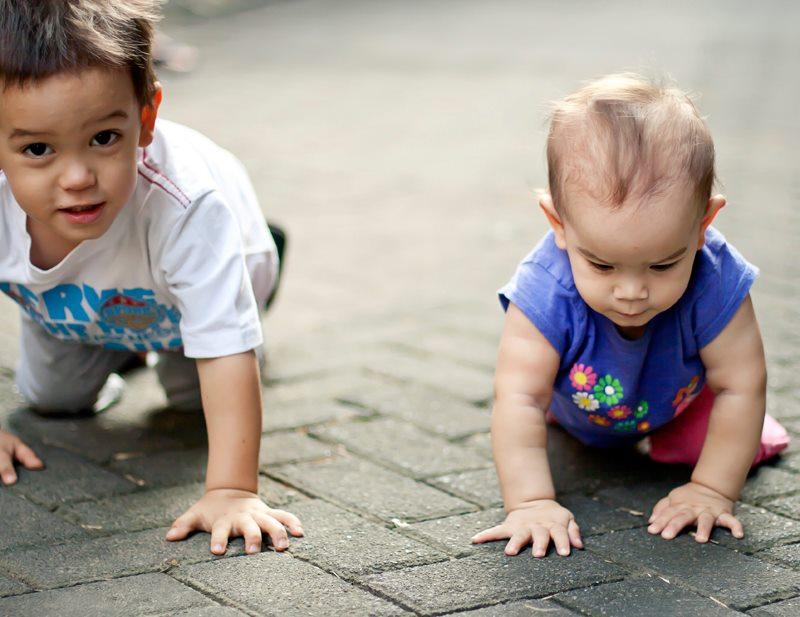 Bám mẹ - Nhõng nhẽo - giai đoạn trên 1 tuổi 5
