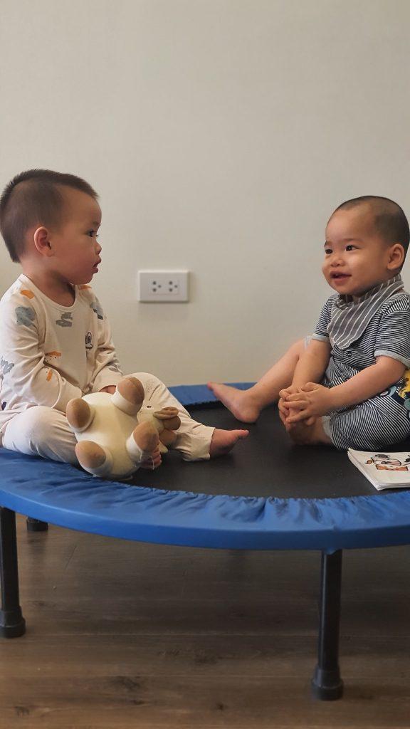 Bám mẹ - Nhõng nhẽo - giai đoạn trên 1 tuổi 3