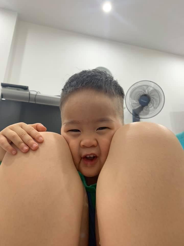 Bám mẹ - Nhõng nhẽo - giai đoạn trên 1 tuổi 2