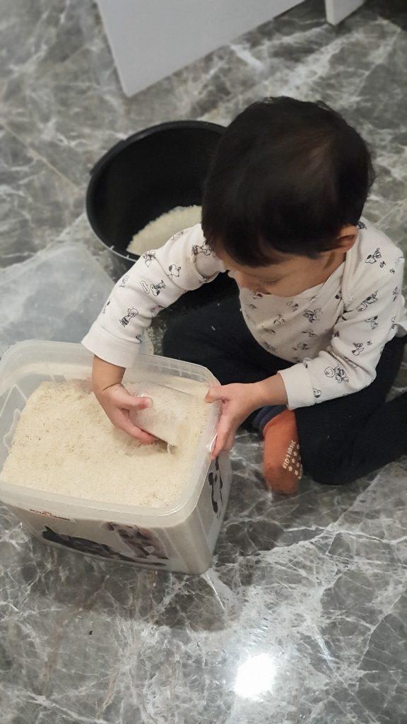 Bám mẹ - Nhõng nhẽo - giai đoạn trên 1 tuổi 9