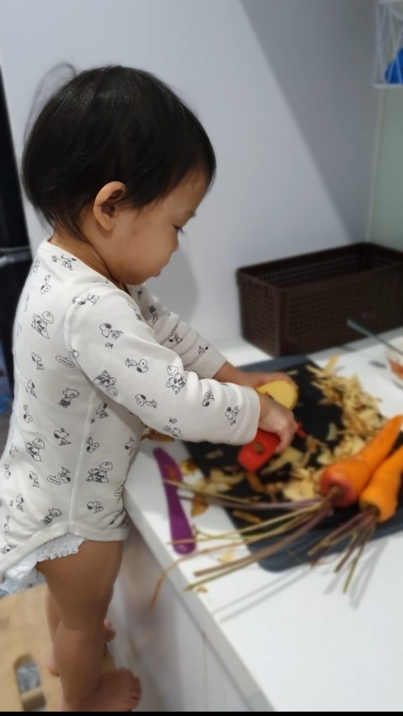 Bám mẹ - Nhõng nhẽo - giai đoạn trên 1 tuổi 7
