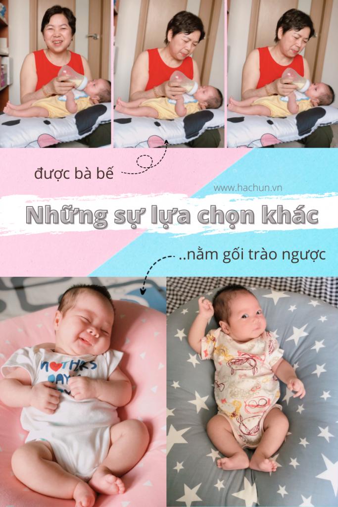Những lưu ý với bé ti bình 4